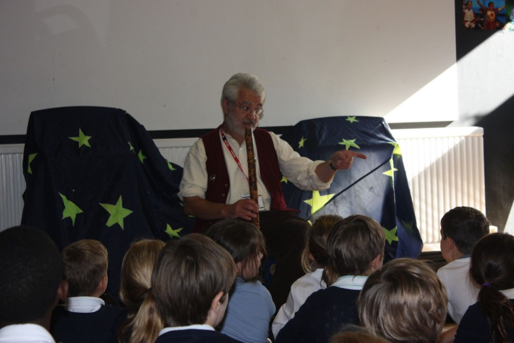 Michael O'Leary 'Hagstone Storyteller' - Tales for The Young & Young At Heart