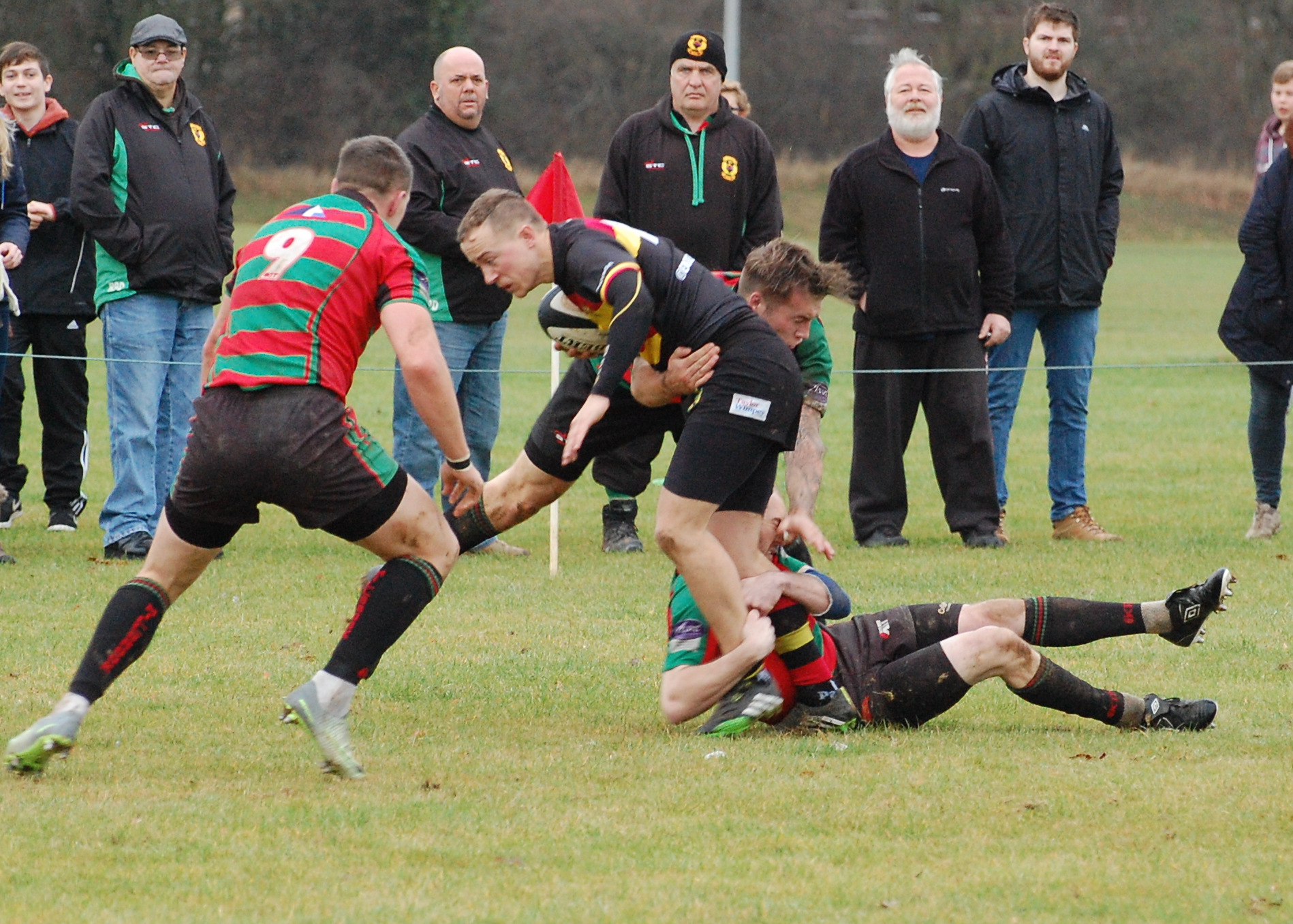 RUGBY: Eastleigh keep up the charge