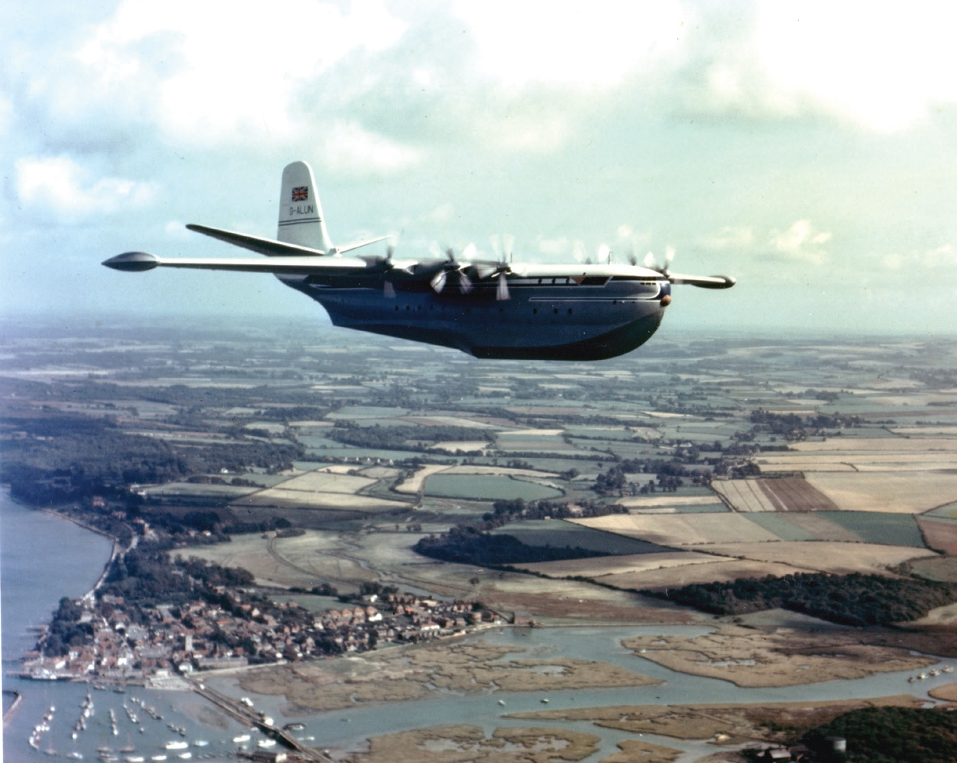 Flying boat exhibition cleared for take off at Hampshire museum