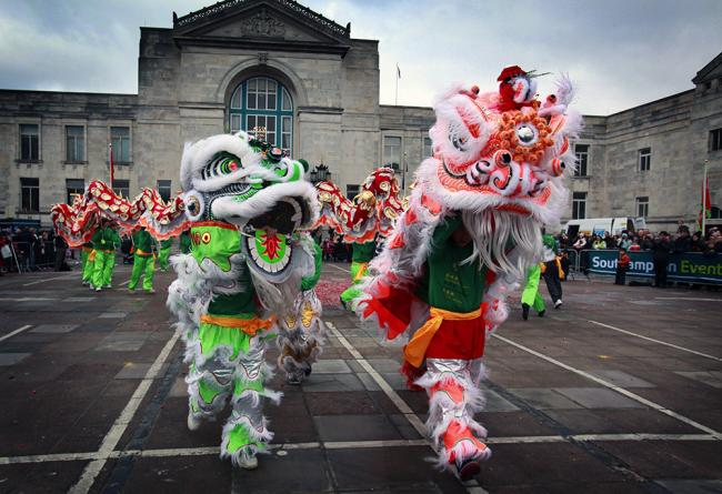 Chinese New Year celebrations set to start in style in Southampton