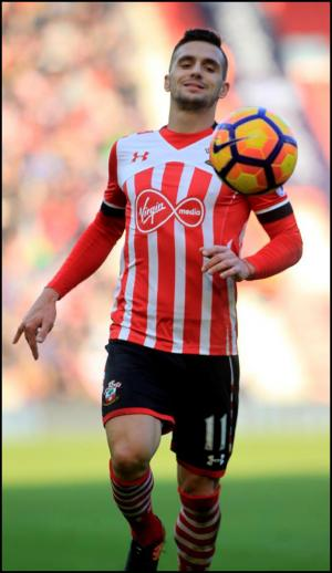 Daily Echo: Dusan Tadic helped fire Saints to victory against Leicester - and now he's urged manager Claude Puel to field his strongest side against Liverpool.