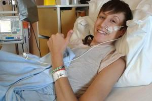 Rare condition means woman hasn't eaten a proper meal in almost a decade