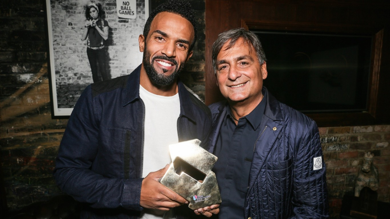 Craig David praises long-time manager and friend after stellar comeback year