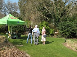 RSPB Open Day . . .Members and Volunteers