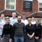 Daily Echo: Staff at the Titchfield Mill