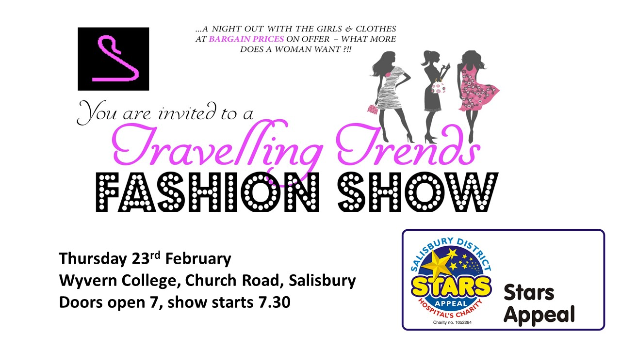 Stars Appeal Fashion Show and clothes sale