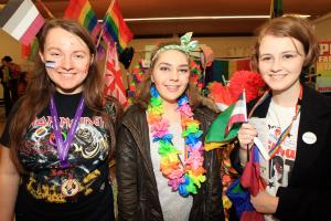PHOTOS: Hundreds turn out to celebrate Hampshire Pride