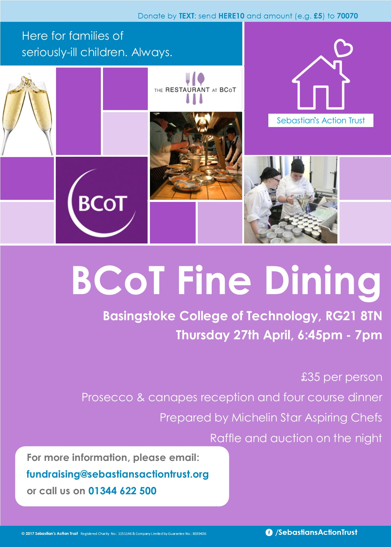 BCOT Fine Dining