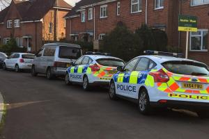 Man arrested on suspicion of murder after body discovered