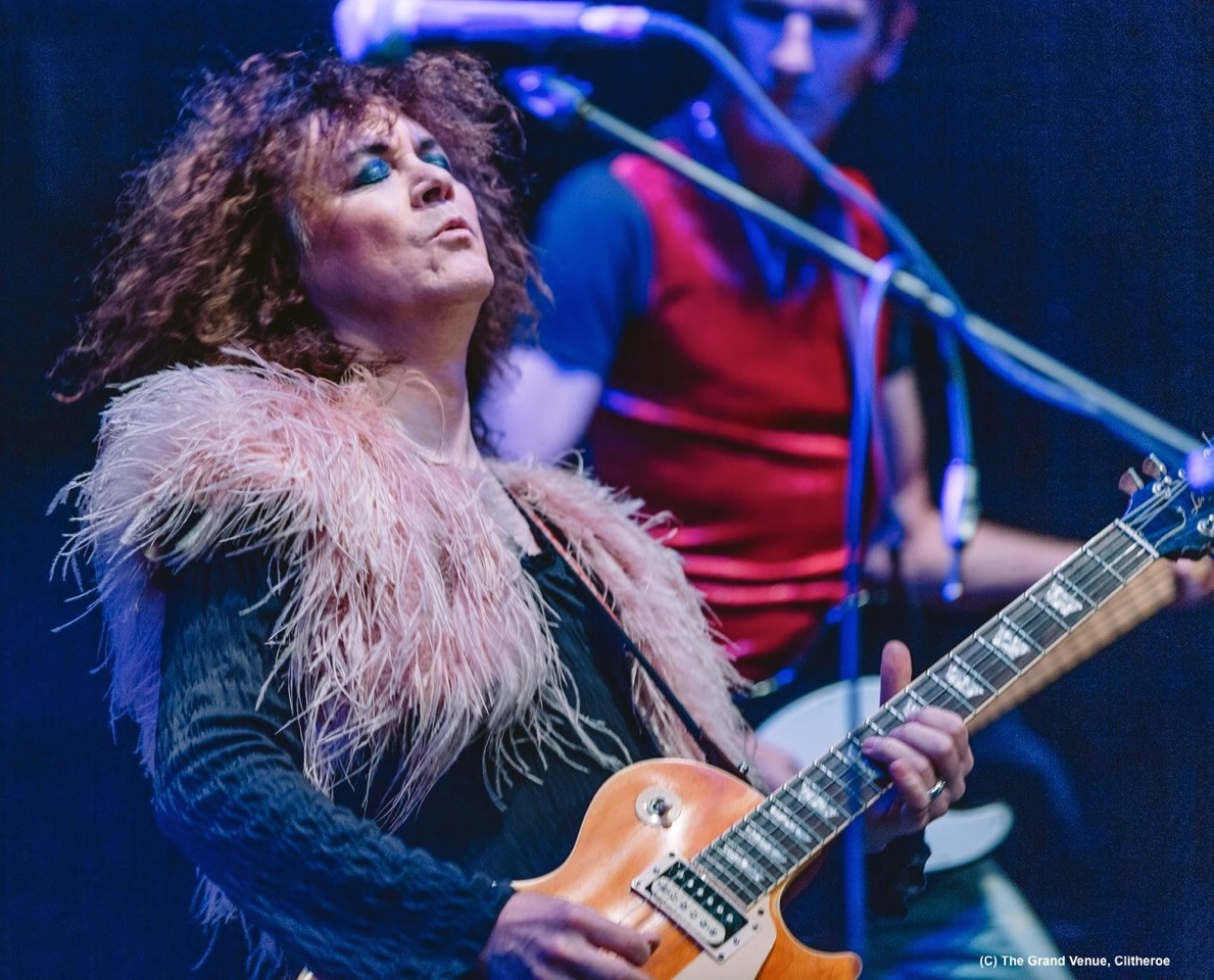T.rextasy - The Marc Bolan 40th Commemorative Anniversary Tour Celebrating 25 Years of T.Rextasy!