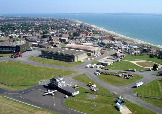 Multi-million-pound Solent Airport upgrade could create