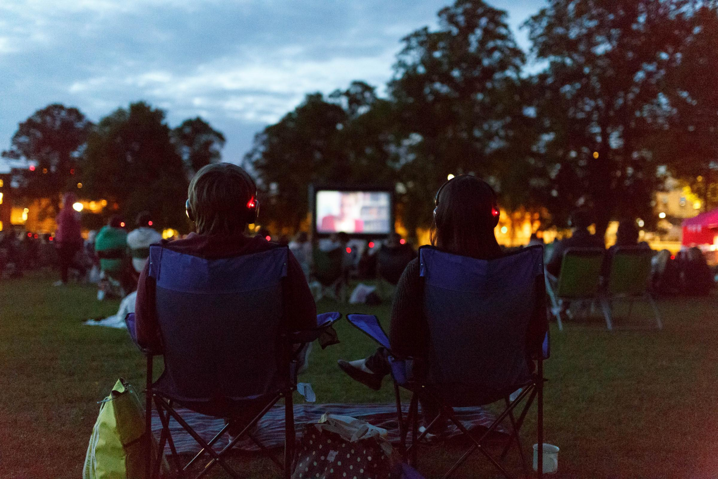 Outdoor Cinema // 10 Things I Hate About You