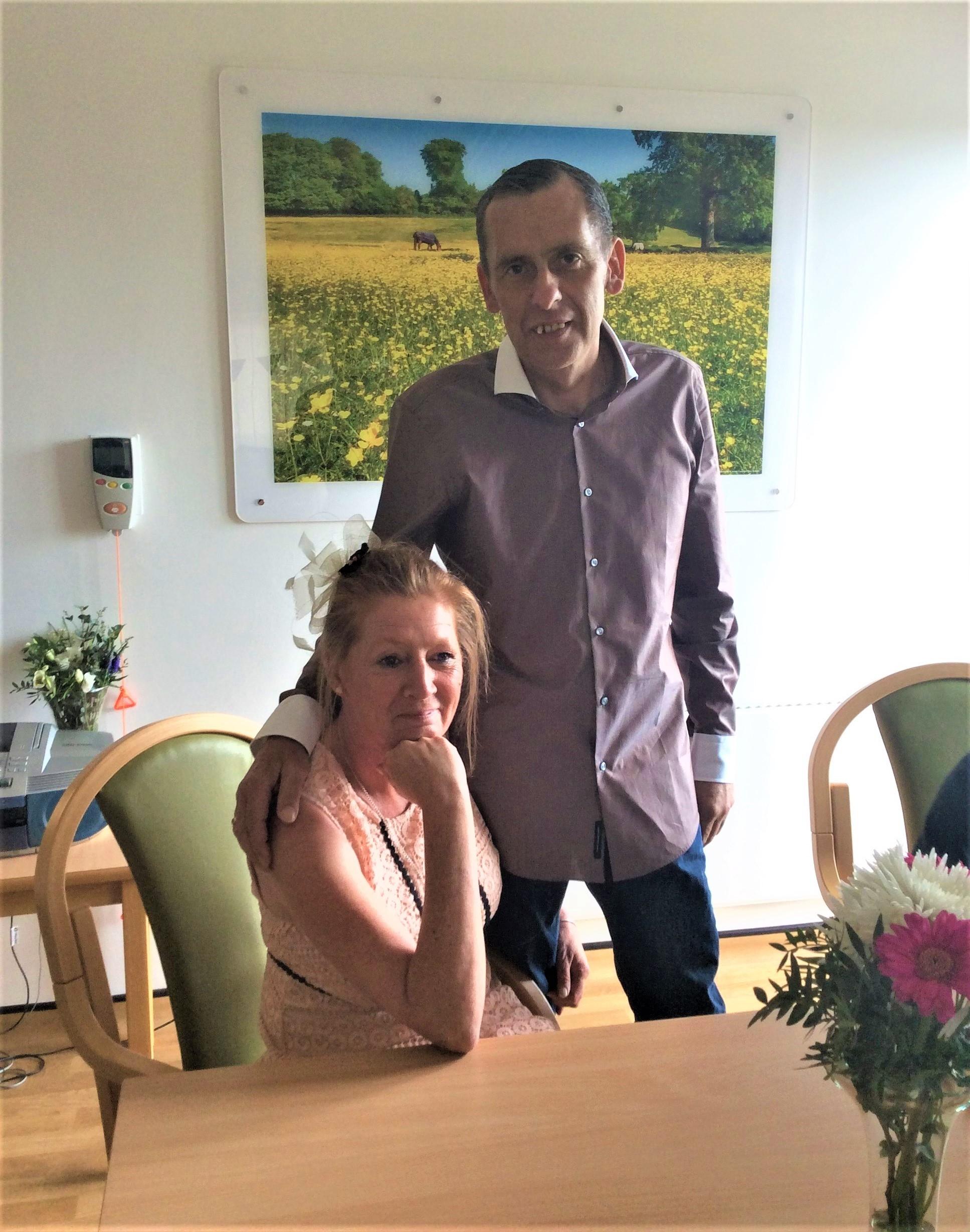 Dating a terminally ill man