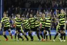 Huddersfield beat Sheffield Wednesday on penalties to reach play-off final