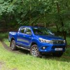 Daily Echo: Toyota Hilux