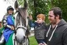 PHOTOS: Eastleigh celebrates Medieval festival