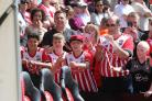 Southampton 0-1 Stoke - are you in our fan pictures?