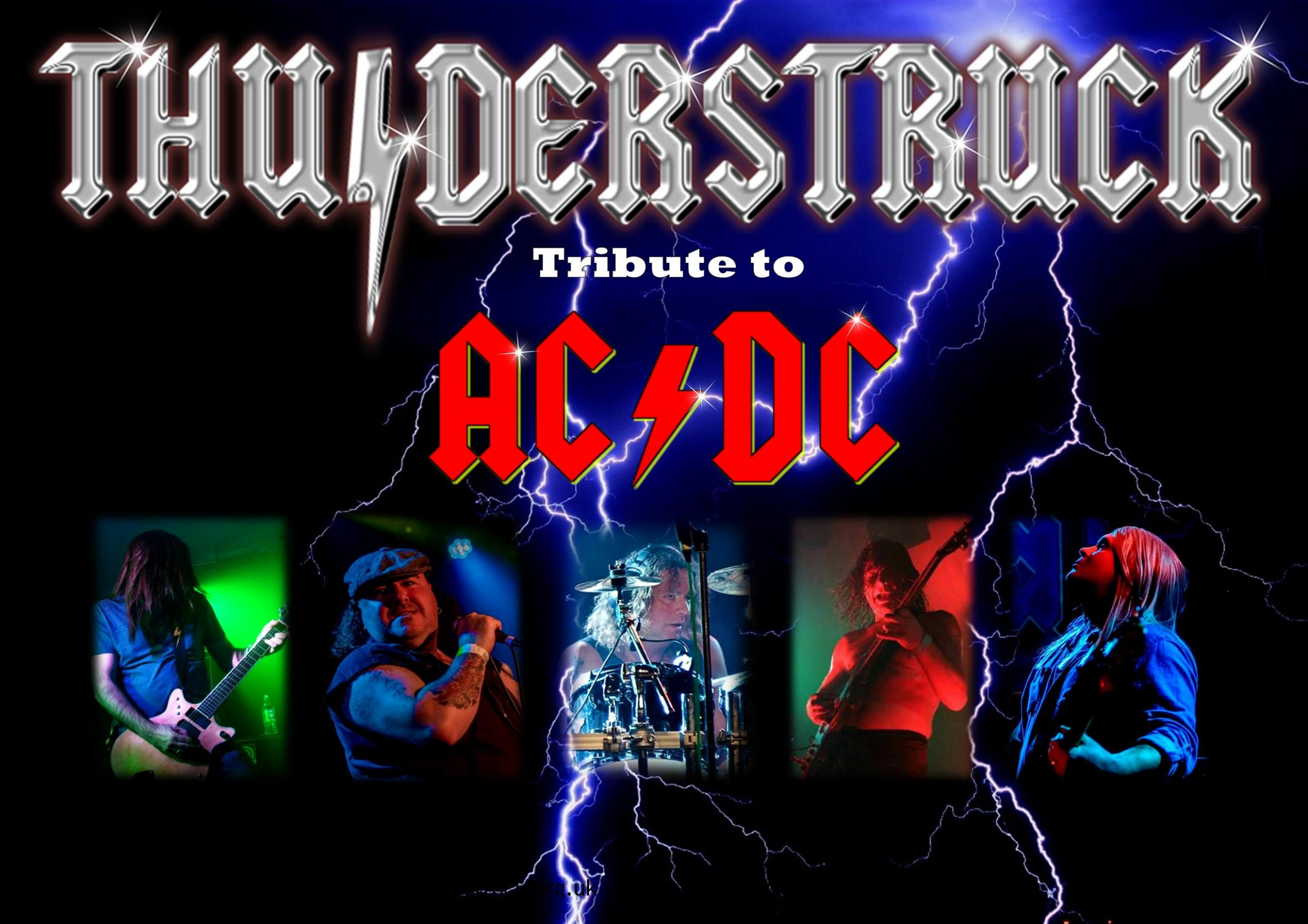A Night of Classic Rock with Thunderstruck (AC/DC Tribute) & Stated Quo