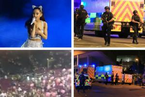 Manchester Arena explosions: Updates and reaction as police confirm deaths after 'blast'