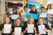 University of Winchester students have recruited a remarkable 163 students to the Anthony Nolan stem cell register
