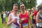 BEER RUN PHOTOS: Hundreds pound the street before enjoying a pint