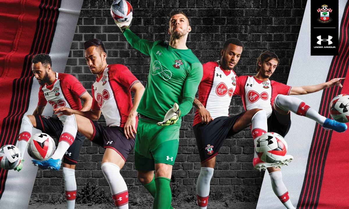 0a74f389a36 REVEALED: Get a glimpse at the new retro Saints kit | Daily Echo