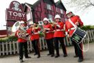 Toby Carvery Salutes the Armed Forces with free meal on Armed Forces Day