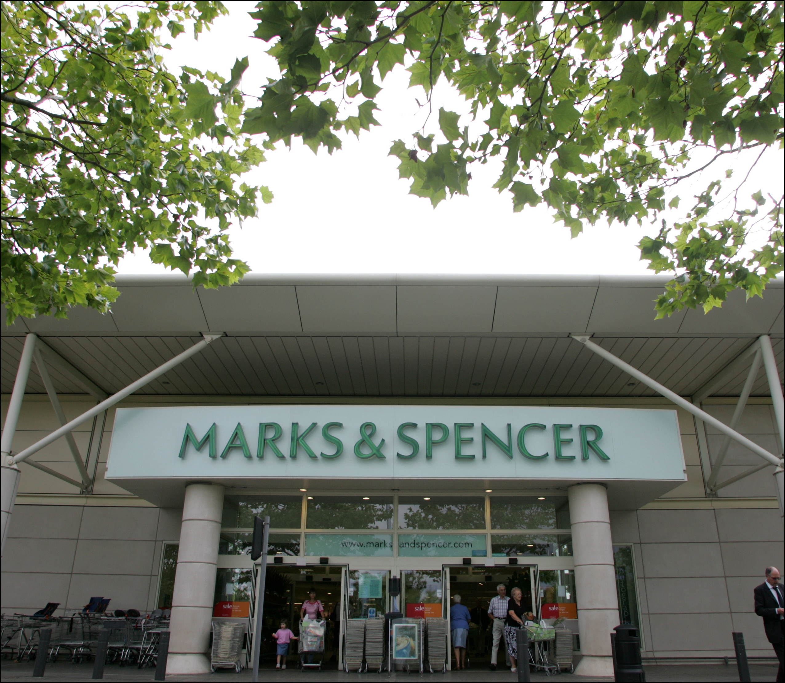 Marks and Spencer in hedge End