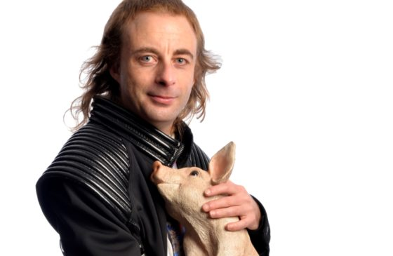 Paul Foot - 'Tis a Pity She's a Piglet