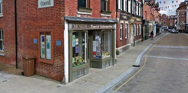Makeover for Romsey visitor centre | Daily Echo