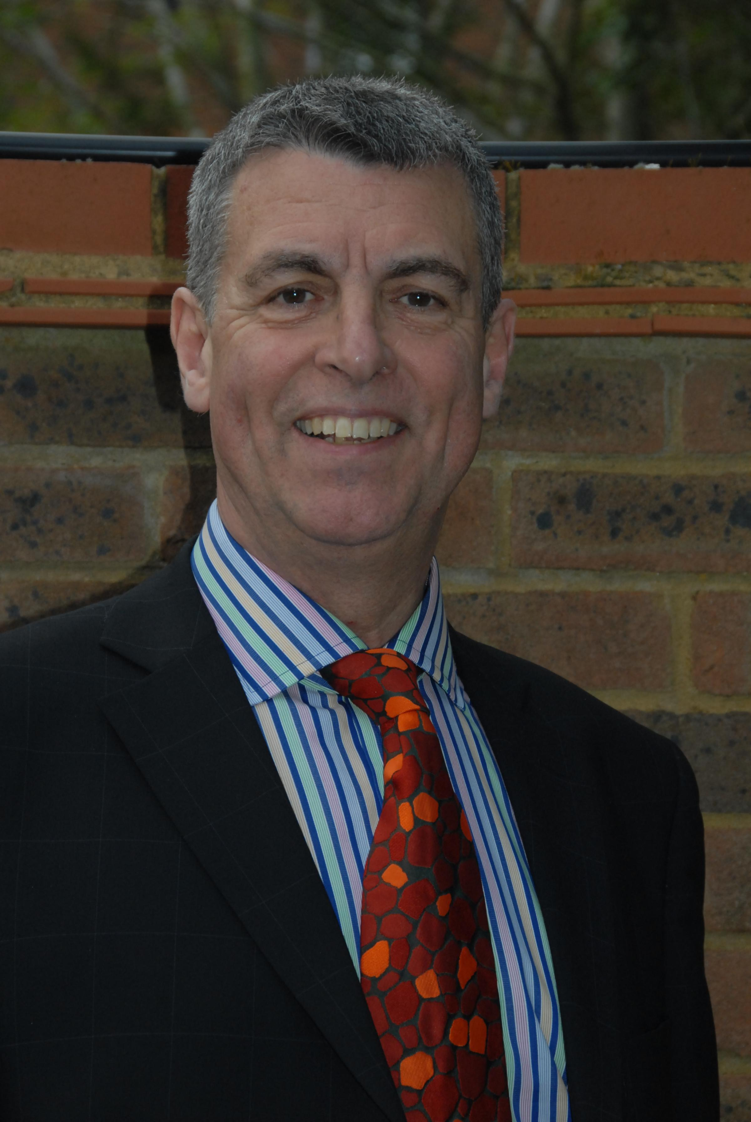 Peter Rees, new chairman of Winchester Labour Party (ex-city councillor) July 2017