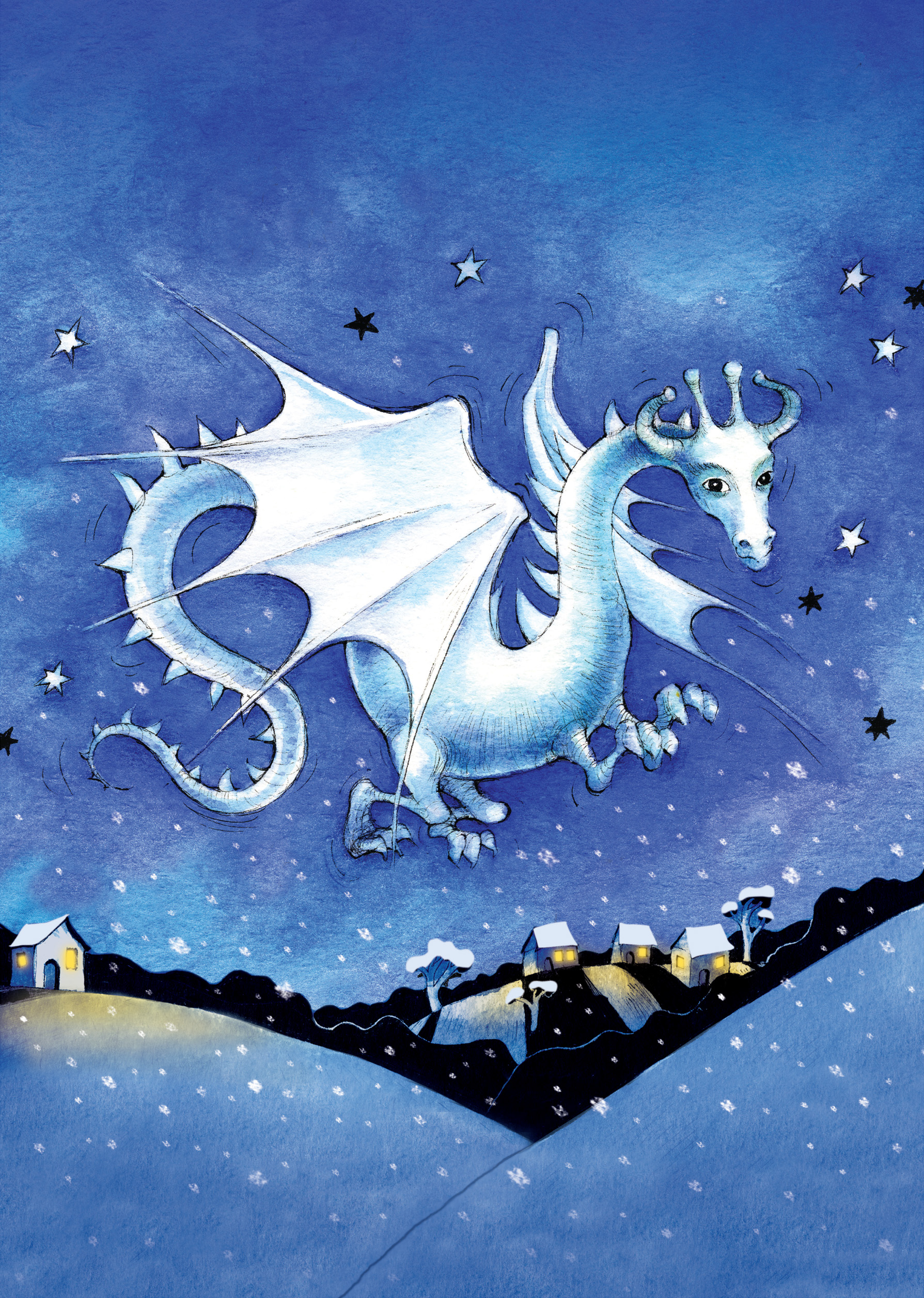 Tall Stories presents The Snow Dragon