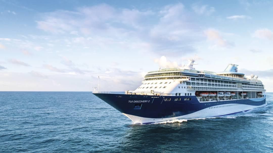Cruises From Southampton >> Thomson Cruise Ship Tui Discovery Will Be Coming To