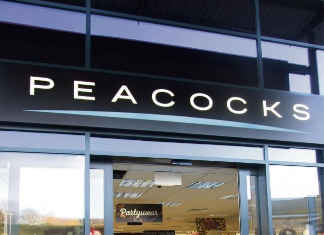 Jobs at risk as Peacocks and Jaeger go into administration