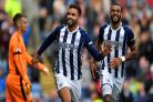 Hal Robson-Kanu netted the winner for West Brom at Burnley