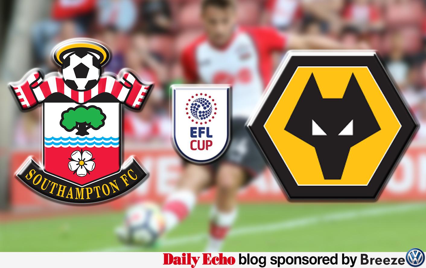Southampton v Wolves - Premier League