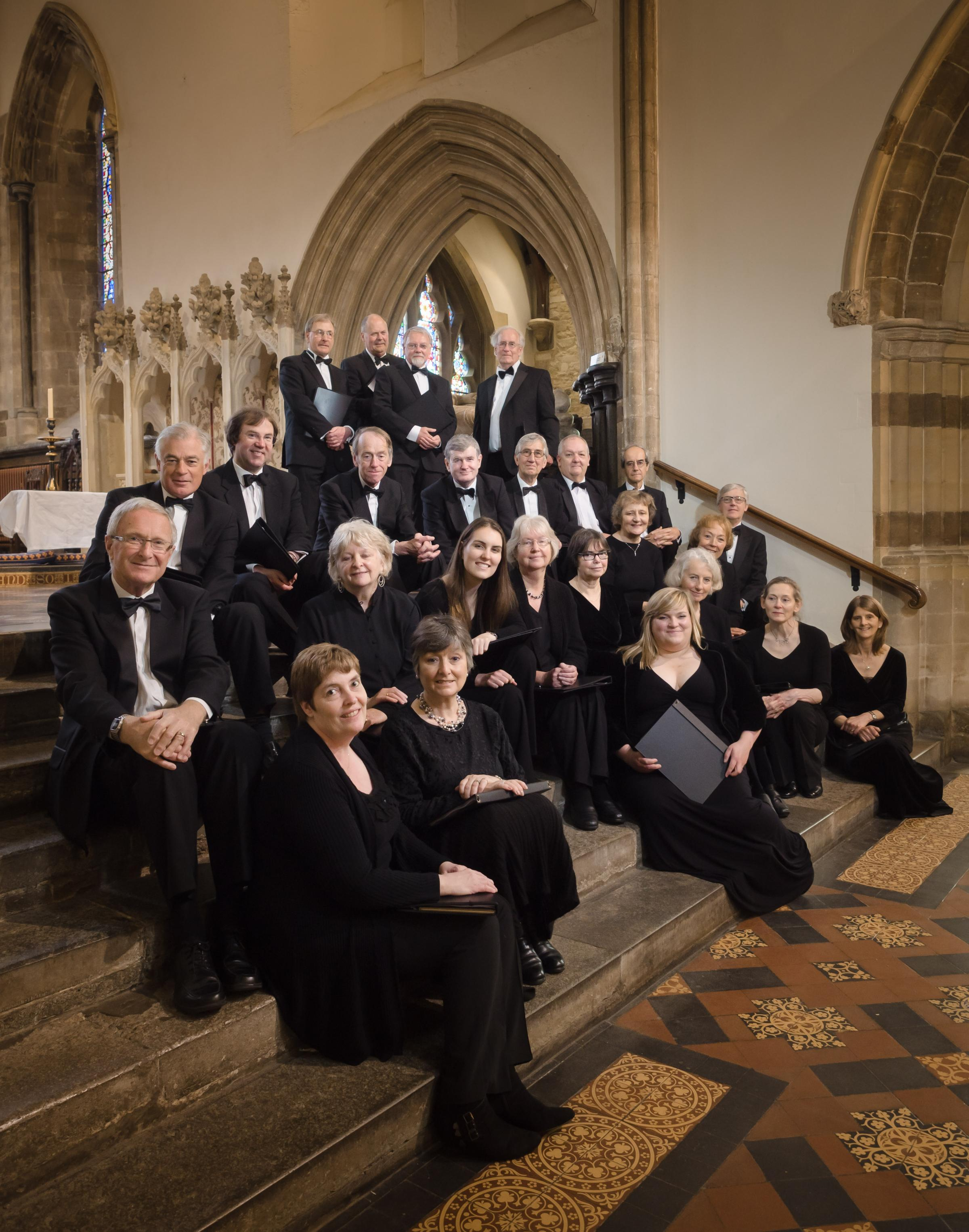Bournemouth Sinfonietta Choir - Israel in Egypt