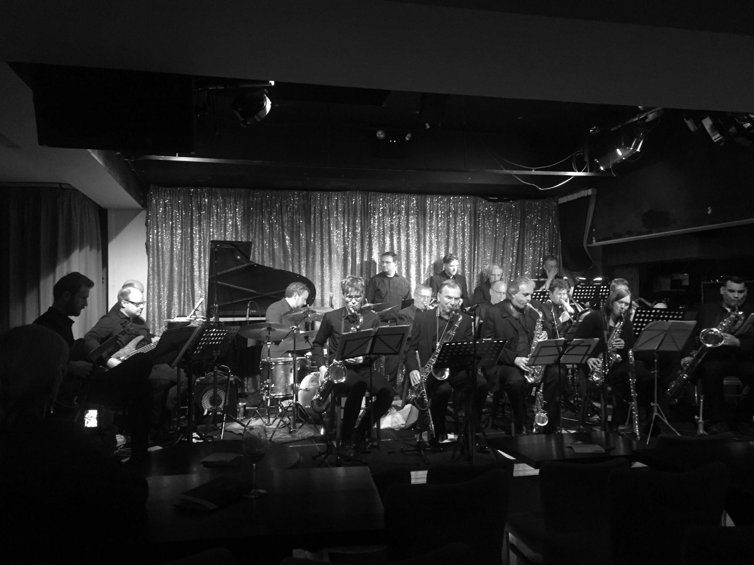 Belgarum Big Band