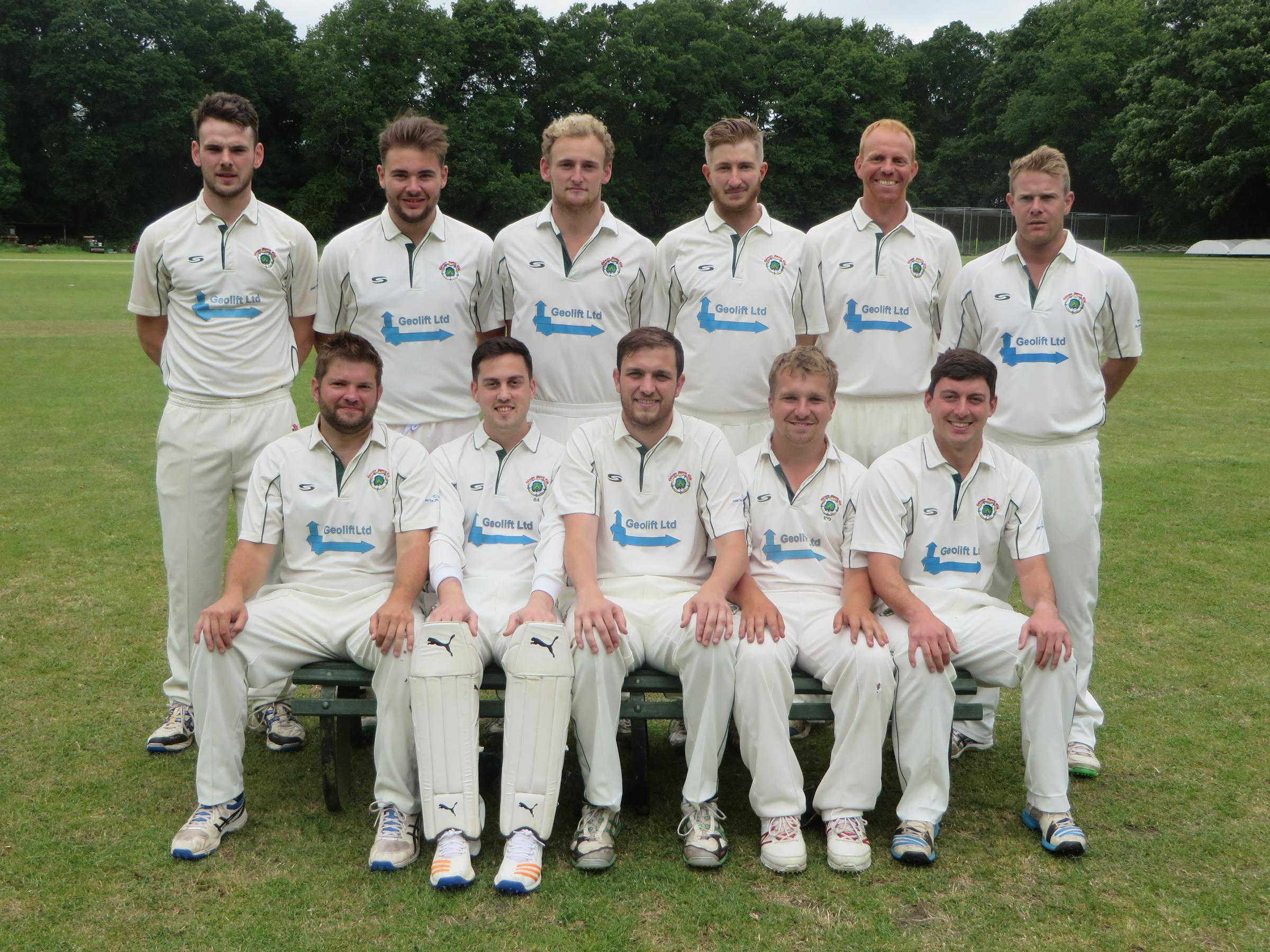 Calmore Sports 1st XI