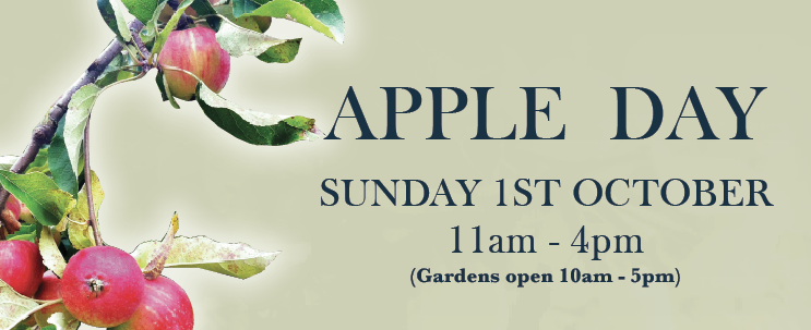 Apple Day at Houghton Lodge Gardens