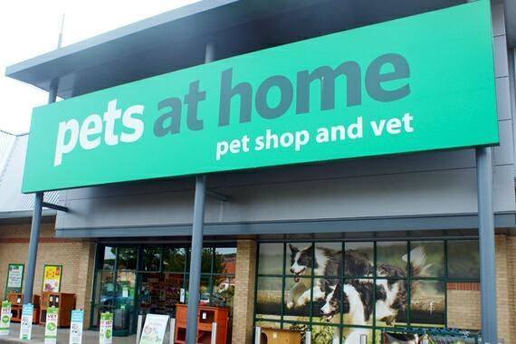 Pet shops team up to help sick and injured animals this autumn