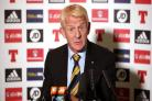 Gordon Strachan is excited for Scotland's last two qualifiers (Jane Barlow/PA)
