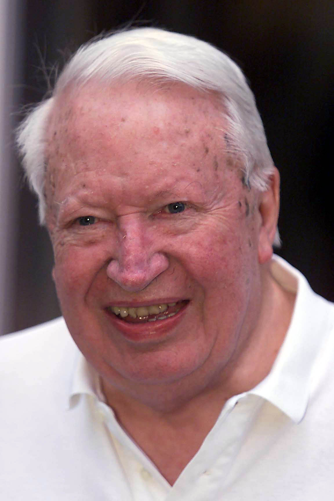 File photo dated 24/10/00 of the late Sir Edward Heath, as the police force investigating allegations that former prime minister Sir Edward Heath was a paedophile will publish its findings today. PRESS ASSOCIATION Photo. Issue date: Thursday October 5, 20