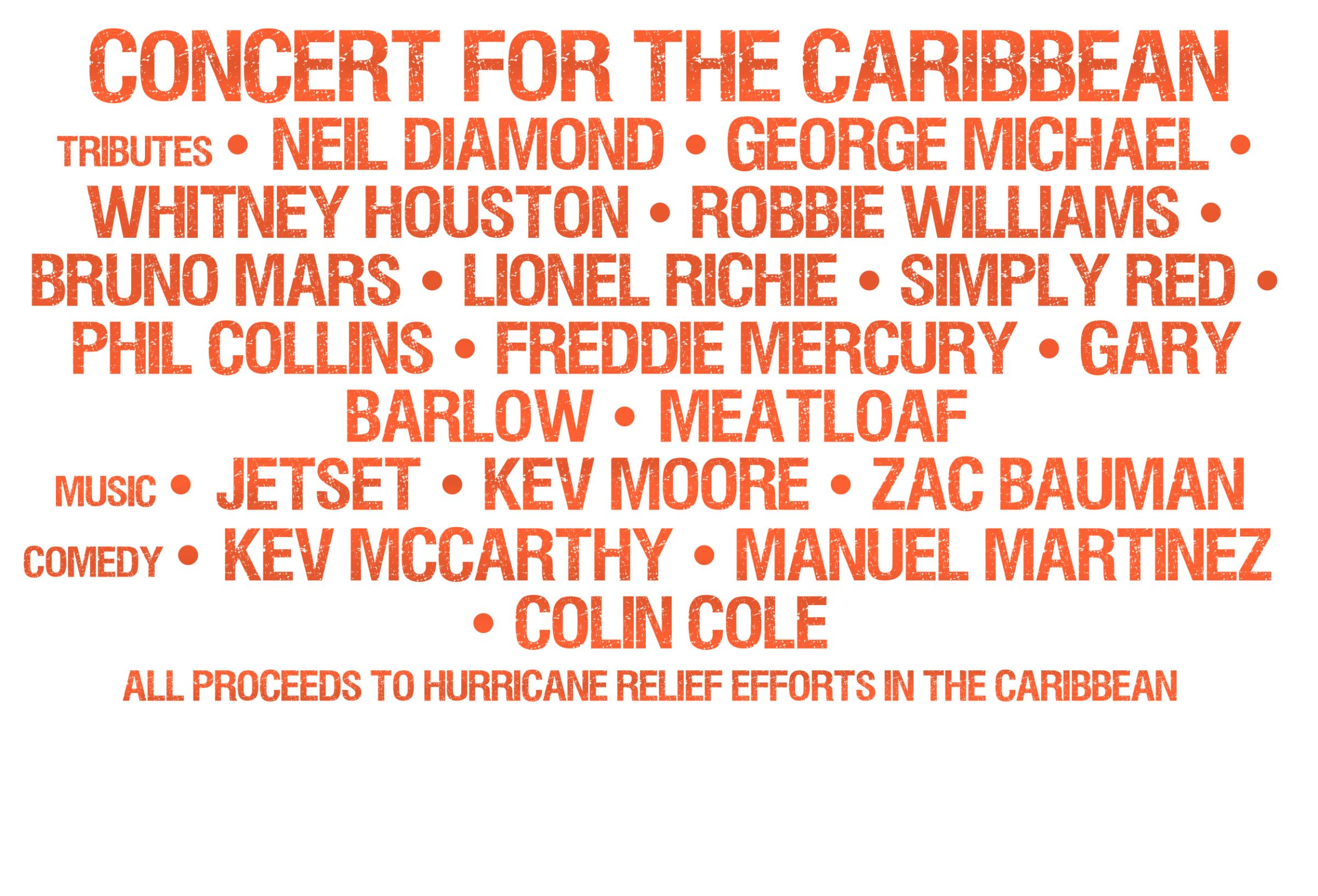 Concert for the Caribbean