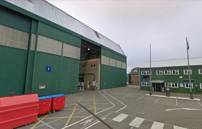Green Marine headquarters (pic: Google Maps)