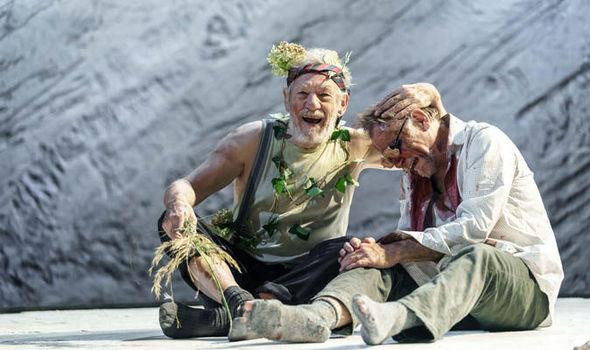 King Lear at Minerva Theatre Photo: Manuel Harlan