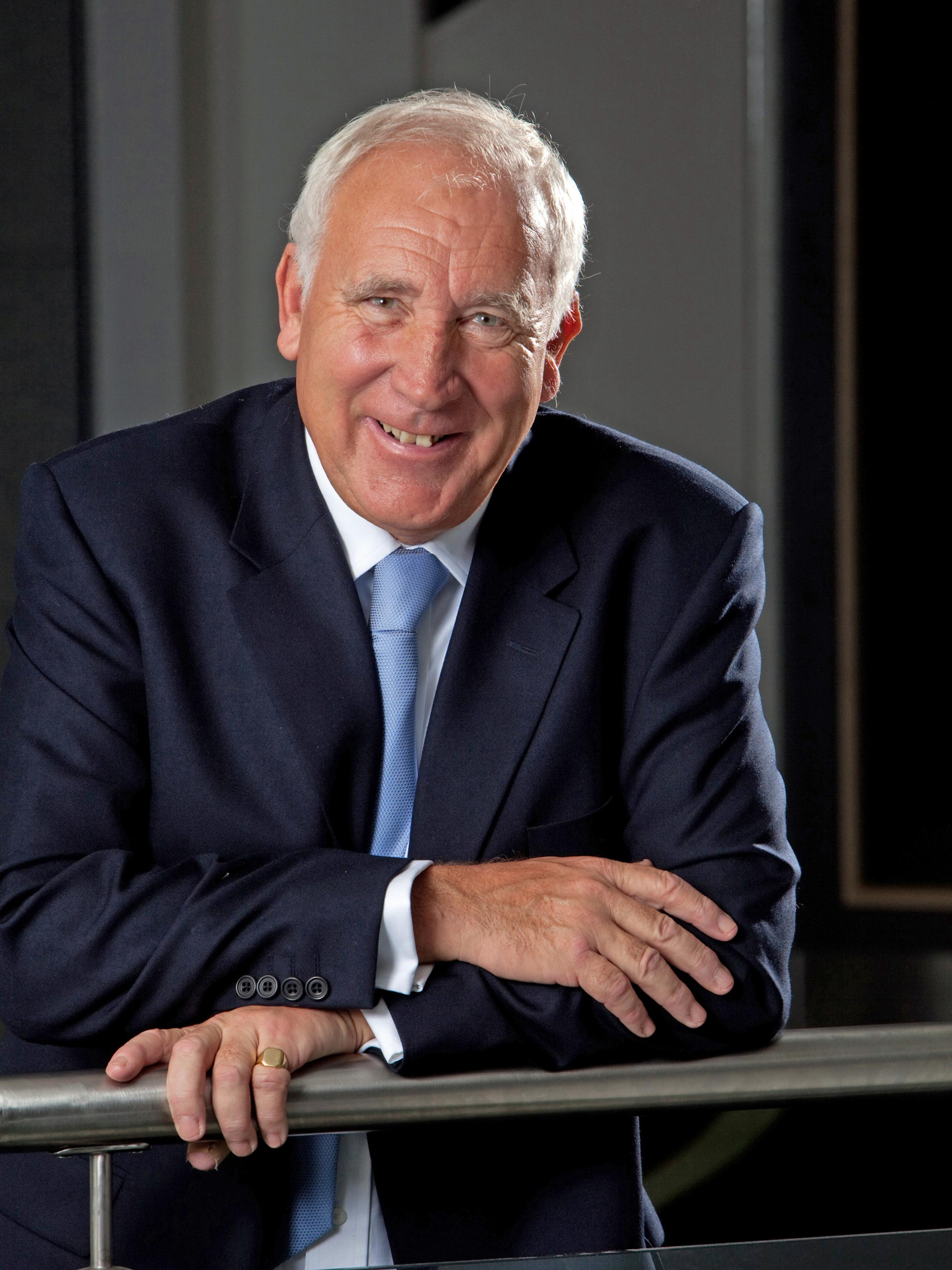 MAVERICK ENTREPRENEUR: Sir John Timpson will be offering insights into his unique management style to the South's business leaders at the Solent Business Growth Summit 2017 at the Ageas Bowl's Hilton Hotel, near Southampton, on Tuesday, October 31 –