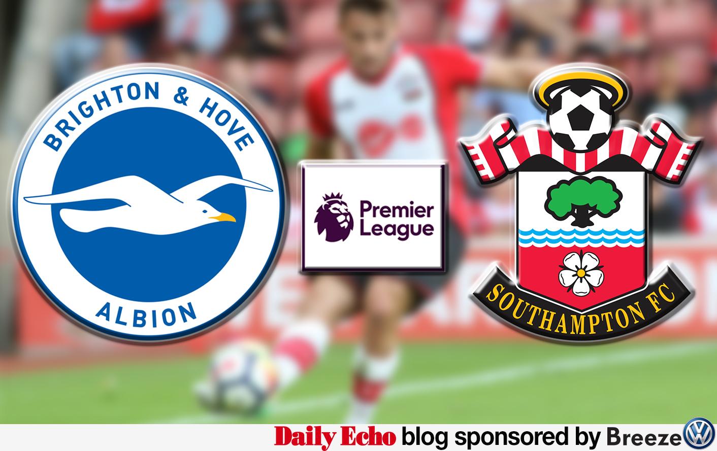 Brighton v Southampton - Premier League