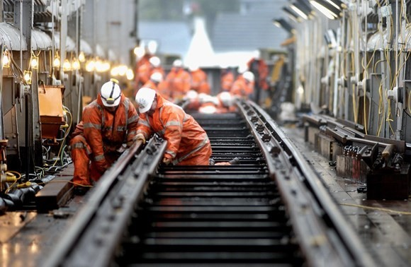 Major engineering work is planned for the line through Southampton