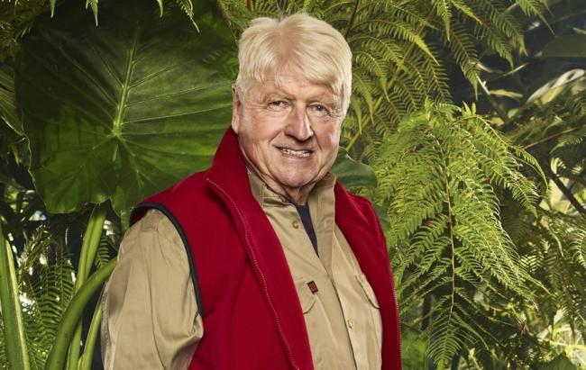 Stanley Johnson is to appear in I'm A Celebrity